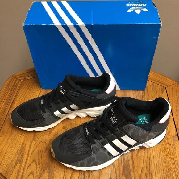 quality design 3c91b 06141 adidas Originals Men's Eqt Support RF Sneakers-NIB NWT